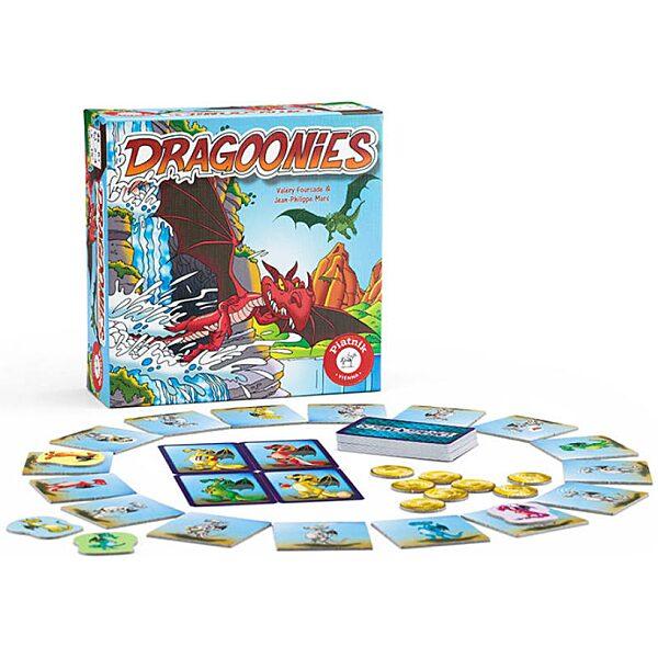 Dragoonies társasjáték - 1. kép