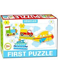 Első puzzle-m: járművek - 1. kép