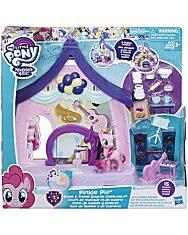 Én kicsi pónim: 2 az 1-ben Pinkie Pie Beats and Treats mágikus osztályterem - 1. kép