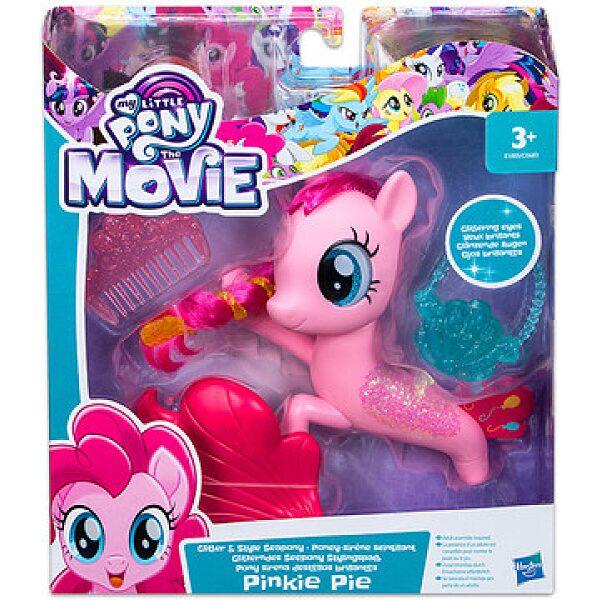 Én kicsi pónim: A film - Pinkie Pie csillogós sellőpóni - 1. kép