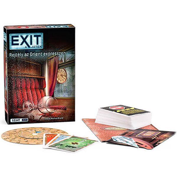 EXIT Rejtély az Orient expesszen - 1. kép