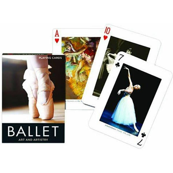 Exkluzív römi kártya - Balett - 1. kép