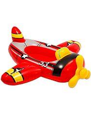 Felfújható gyermekcsónak - piros repülő - 1. kép