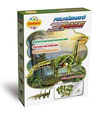 Felhúzható 3D puzzle - Didlodocus - 1. kép