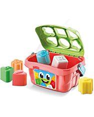 Formaevő dobozka - Clementoni Baby - 1. kép