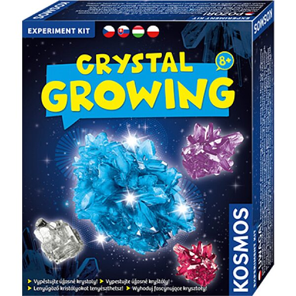 FunScience Crystal Growing - 1. kép