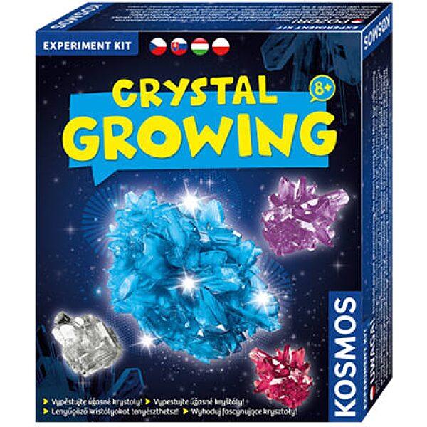 FunScience Crystal Growing - kristálynövesztő kísérletező készlet - 2. kép