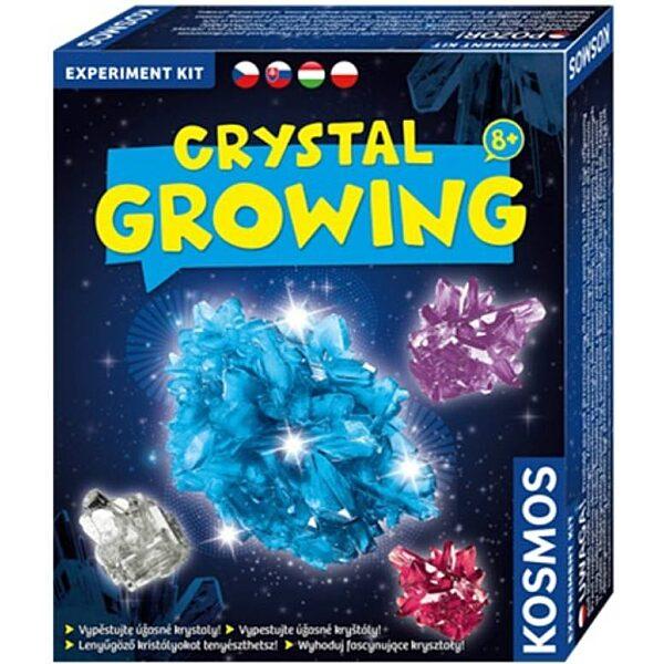 FunScience Crystal Growing - kristálynövesztő kísérletező készlet - 1. kép