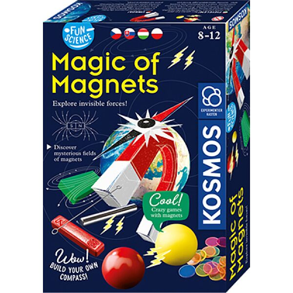 FunScience Magic of Magnets - 1. kép