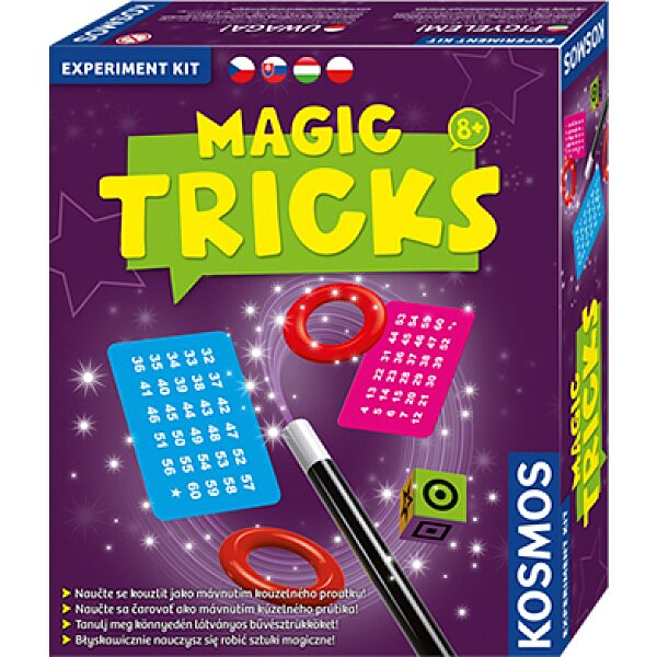FunScience Magic Tricks - 1. kép