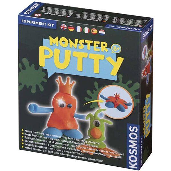 FunScience Monster Putty kísérletező készlet - 2. kép