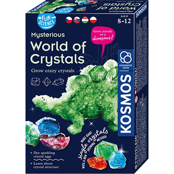 FunScience Mysterious World of Crystals - 1. kép