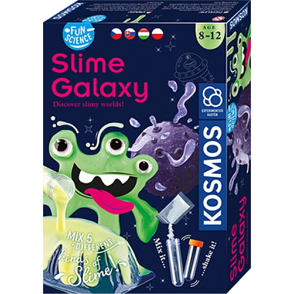 FunScience Slime Galaxy - 1. kép