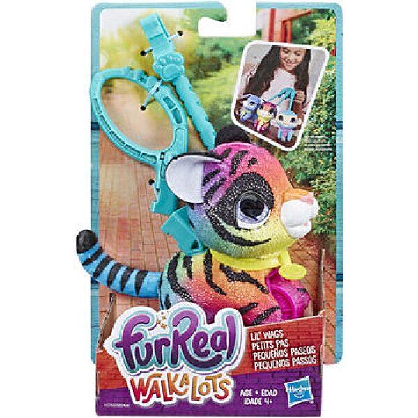 FurReal Walkalots: Sétáló szivárvány tigris - 1. kép