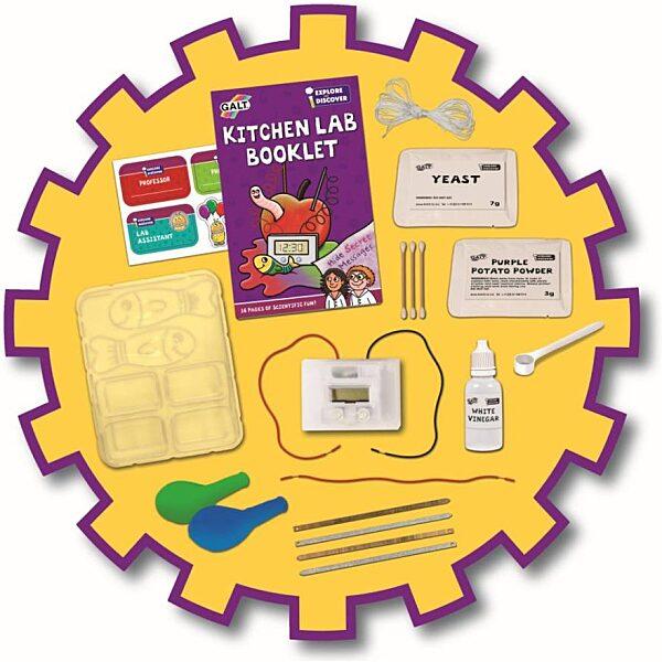 Galt STEM - konyha labor - 2. kép