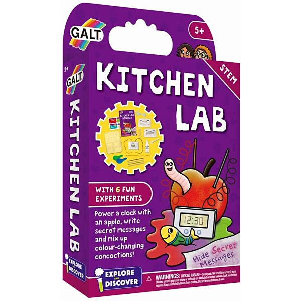 Galt STEM - konyha labor - 1. kép