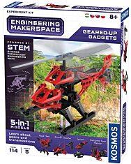 Geared Up Gadgets építő játék - 1. kép