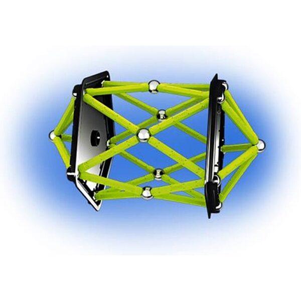 Geomag Glow - foszforeszkáló 64 darabos készlet - 4. kép