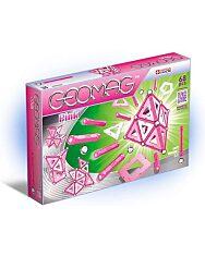 Geomag Pink 68 darabos készlet - 1. kép