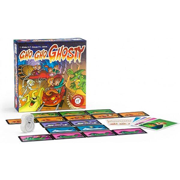 Gho Gho Ghosty - 1. kép