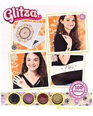 Glitza Fashion Csillámtetkó - Mandala - 1. kép
