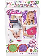 Glitza Fashion Csillámtetkó - Pillangók 50 féle minta - 1. kép
