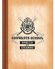 Harry Potter: Roxfort vonalas füzet - A4