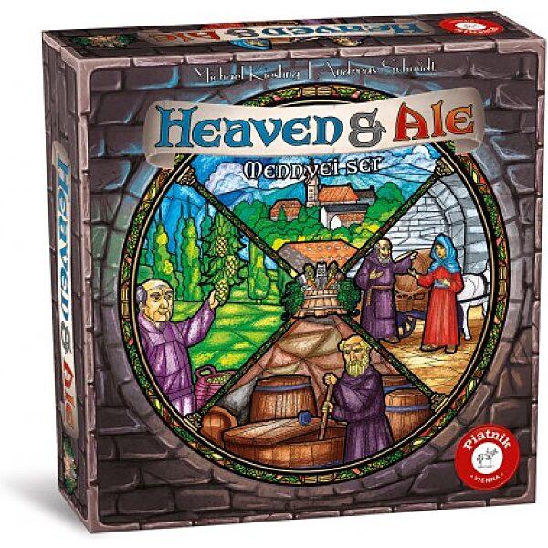 Heaven & Ale – Mennyei Ser - 1. kép