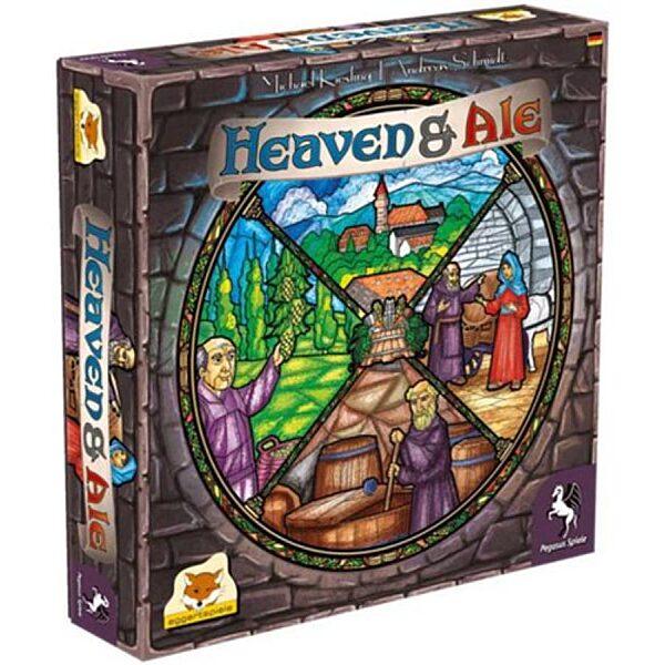 Heaven and Ale társasjáték - 2. kép