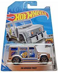 Hot Wheels HW Metro: HW Armored truck kisautó - 1. kép