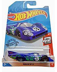 Hot Wheels Porsche: Porsche 917LH kisautó - 1. kép