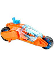 Hot Wheels Speed Winders: Twisted Cycle motor - narancssárga-kék - 1. kép