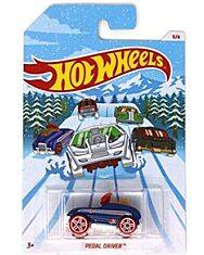 Hot Wheels: Ünnepi kisautók - Pedal Driver - 1. kép