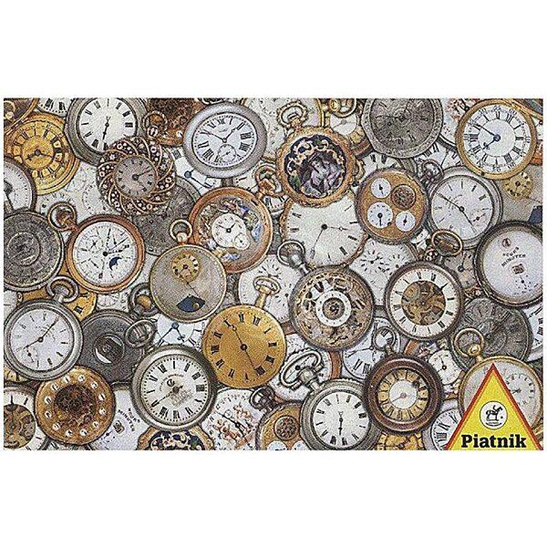 Időmérő szerkezetek 1000 db-os puzzle - Piatnik - 1. kép