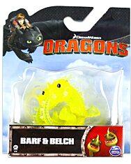 Így neveld a sárkányodat Töff és Blöff figura - 1. kép