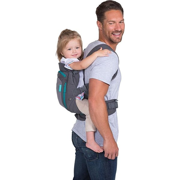 Infantino Carry On Multi-Pocket hordozó kenguru - 3. kép