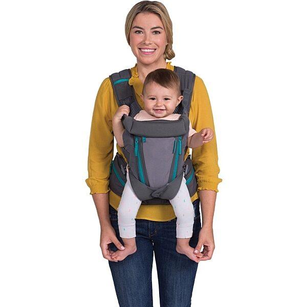 Infantino Carry On Multi-Pocket hordozó kenguru - 6. kép