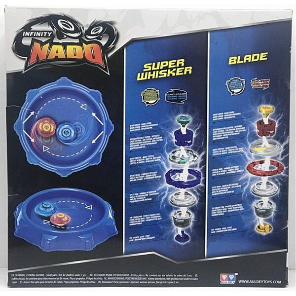Infinity Nado Battle Set - Harci szett - 3. kép