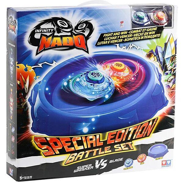 Infinity Nado Battle Set - Harci szett - 1. kép
