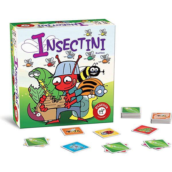 Insectini kártyajáték - 1. kép