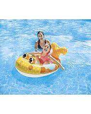 Felfújható gyermekcsónak - sárga hal - 2. Kép