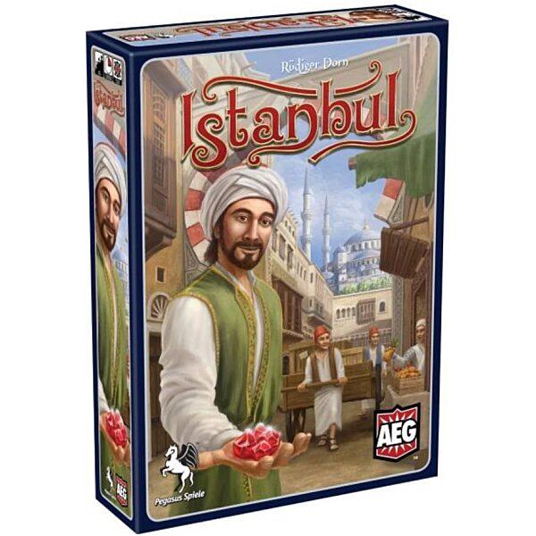 Istanbul társasjáték - 1. kép