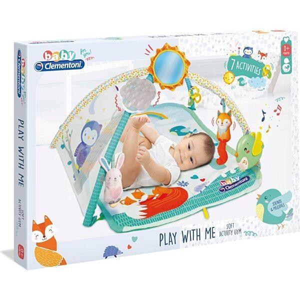 Játszószőnyeg - Clementoni Baby - 2. kép