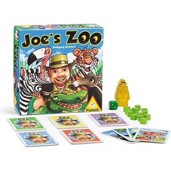Joe's Zoo - 1. kép