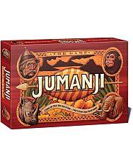 Jumanji társasjáték doboza előről