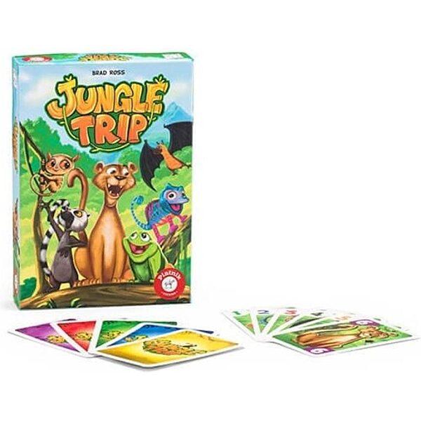 Jungle Trip kártyajáték - 1. kép