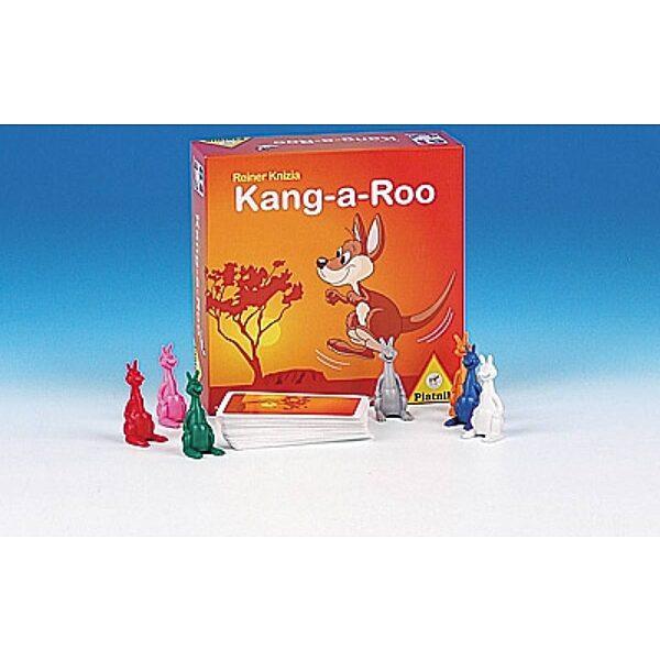Kang-a-roo kártyajáték - 1. kép