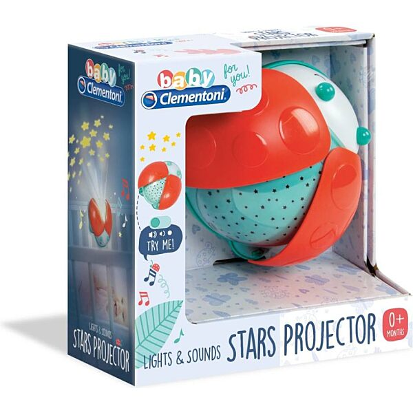Katica projektor - Clementoni Baby - 2. kép