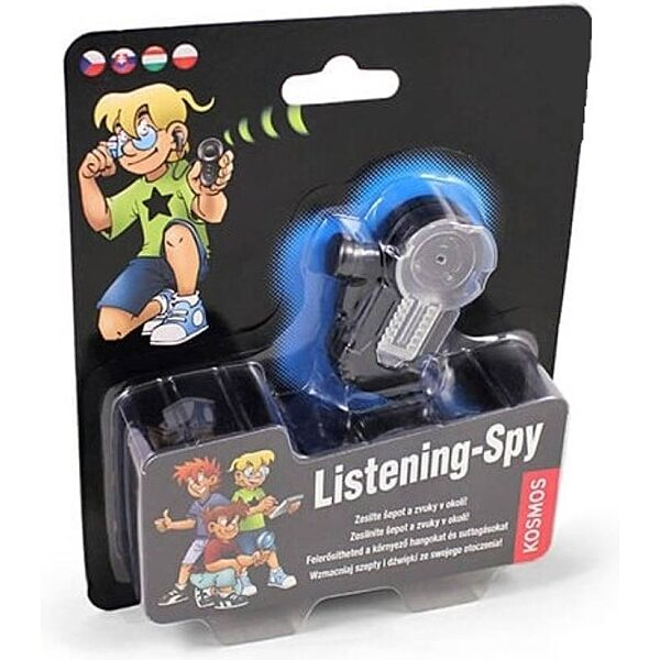 Kihallgató kém felszerelés - 1. kép