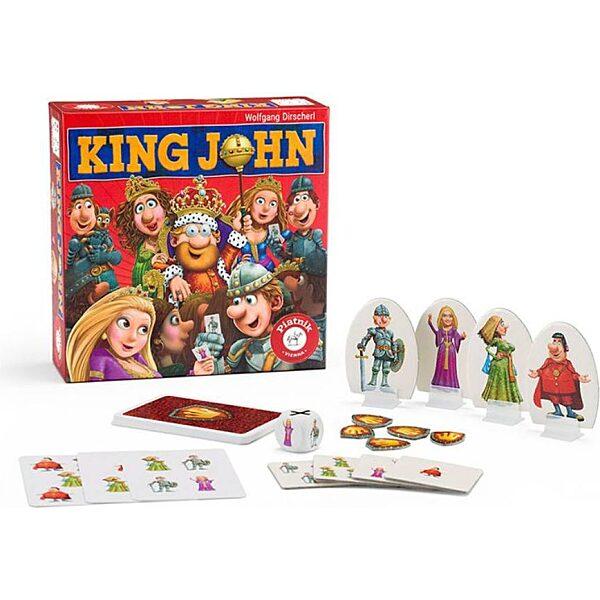 King John társasjáték - 1. kép